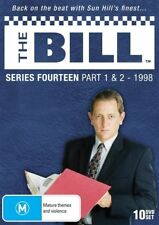BRAND NEW SEALED The Bill : Series 14 : Part 1-2 (DVD, 2013, 10-Disc Set) R4