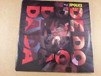 """The Police : De Do Do Do, De Da Da Da : Vintage 7"""" Single from 1980."""