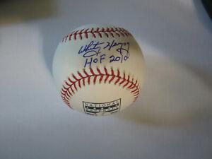 Whitey Herzog Autograph HOF Baseball PSA/DNA St. Louis Cardinals