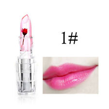 Magic Jelly Flower Color Changing Lipstick Moisturizer Lipstick Gloss Cosmetic