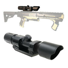Tactical Distance Scope Sight Attachment Black for Nerf Blaster MOD Modify Toy