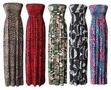 Unbranded Plus Size Animal Print Sleeveless Dresses for Women