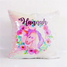 Unbranded Novelty sequin Decorative Cushions & Pillows