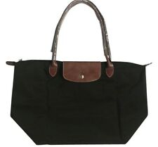 Longchamp Le Pliage Large Long Handle Longchamp 1899 Tote Bag - Black