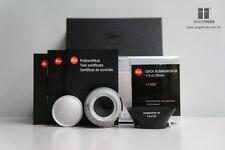 Brand New Leica Summaron-M 28mm f5.6 Lens (11695) for M 240 / Mono / M10