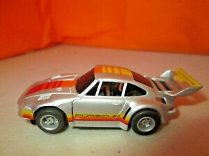 Vintage TYCO Porsche 935 w/TYCO LIGHTED Chassis HO Slot Car