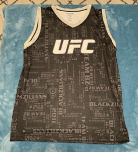 UFC TUF Ultimate Fighter 21 Blackzilians Jersey Size XL