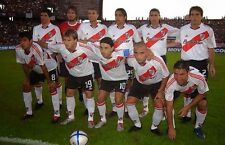 River Plate (Argentina) Home Football Shirt 2004