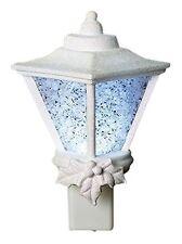 Roman Led Crystal Ice Lantern Glitter Night Light (160047)