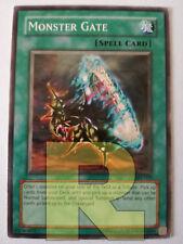 Mostro-Cancello ® Monster Gate ® Comune ® AST-039 ® Inglese