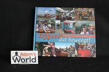 SMCN book Erfgoed dat beweegt, Handboek culturele waardering Mobiel Erfgoed