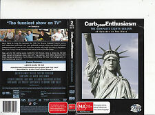 Curb Your Enthusiasm-2000/14-TV Series USA-Complete Eighth Season-2 Disc-DVD