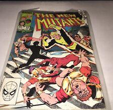 The New Mutants (Dec 9 1983, Marvel Comics Group)
