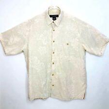 61732db47 ONO & Company by Liberty House Mens Hawaiian Aloha Shirt Large Floral