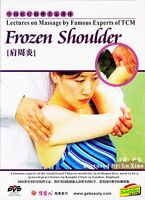 Lectures on Massage by Famous Experts of TCM - Frozen Shoulder by Lu Xian DVD