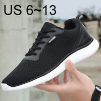 Men's Athletic Mesh Sneakers Comfort Running Shoes Tennis Casual Walking Workout