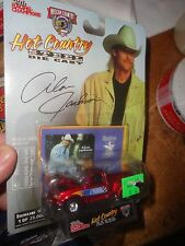 ALAN JACKSON RACING CHAMPIONS HOT COUNTRY STEEL TRUCK , 1:64 SCALE, UNOPENED