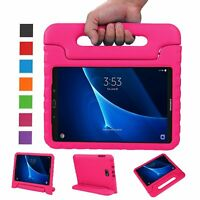 "Kids Shockproof EVA Handle Case Cover For Samsung Galaxy Tab E A Tablet 9.6"" 8 7"