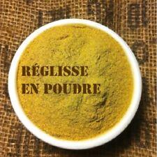 Réglisse naturelle poudre 100 g