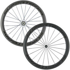 Super Light Wider 700C Wheel 50mm Clincher 23mm Wide R13 Hub Road Bike Wheelset