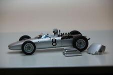 Porsche 804 Formula 1 #8 Jo Bonnier Nürburgring 1962 AUTOart 1:18 NEU OVP