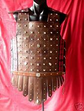 KUBLAI KHAN & the MONGOL HORDES Repro leather Armour.