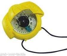 Plastimo Iris 50 Hand Bearing Compass Yellow