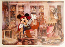 "MGM Cel - Mickey Mouse as Pirate Mickey ""A Pirate's Life"""