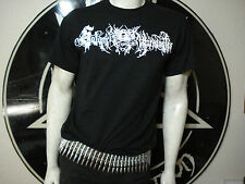 SATANIC WARMASTER.NEW X-L. SHIRT.BLACK METAL.MOONBLOOD.GOATMOON.TSJUDER.HORNA