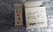 SCHIELE MFE MULTIFUNCTION FLASHER TIMER SOLID STATE OUTPUT 2.550.029.81 1C/O