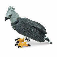 Harpy Eagle Wild Safari Figure Safari Ltd NEW Toys Educational Animals Birds