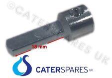 Controllo Universale EGO TERMOSTATO estremità d'albero PIN 18mm Extended Add On