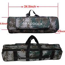 Portable Waterproof Oxford Rod Bag Case Fishing Rod Reel Fishing Tackle Bag