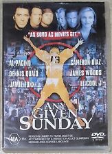 Any Given Sunday - 2 Disc Edition (Jamie Foxx) DVD (Region 4)