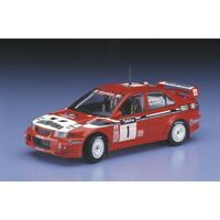 HASEGAWA HA20303 MITSUBISHI EVO 6 plastic model rally car kit Tommi Makinen 1:24