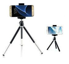 Phone Holder Tripod Stand For Stable Videos and Photos Mini Camera Universal