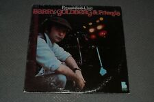Barry Goldberg & Friends~Recorded Live~1976 Blues Rock~FAST SHIPPING!!!