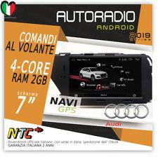 AUTORADIO 2Din Android QuadCore AUDI A4 S4 A5 S5 Q5 B8 (2008-2016) GPS WiFi Navi