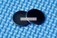 2 X Laser Glass Filter Lens Against 400nm 750nm Pass 808nm 1064nm Ir 18mm Dia