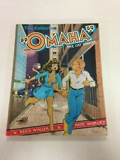Collected Omaha The Cat Dancer Volume 1 2 3 4 Erotic Art Of Reed Waller signed