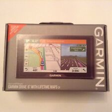 "Garmin Drive 6"" With Lifetime Maps 010-Oi533-0E New"