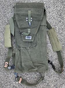 Soviet Russian Military RPG Gunners Rocket Bag Backpack