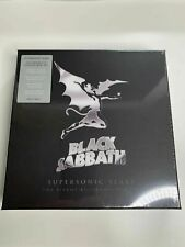 "Black Sabbath : Supersonic Years: The Seventies Singles Box Set VINYL 7"" Records"