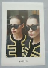 """GIVENCHY SUNGLASS IMAGE COUNTERCARD MAGNETIC POSTER MEDIUM SIZE 13.2"""" X 9"""""""