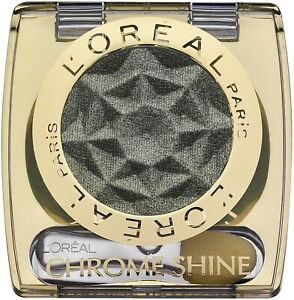 L'OREAL CHROME INTENSITY EYE SHADOW (choose shade from drop down list)