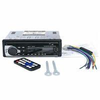 Car Bluetooth Autoradio Stereo Radio FM Aux Input Receiver SD USB JSD-520 1 H7V5