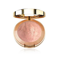 MILANI ~ Baked Powder Blush ~ Mirror & Brush ~ 13 ROSA ROMANTICA