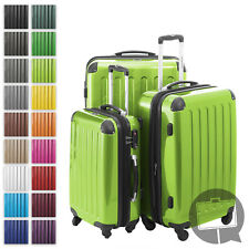 Hauptstadtkoffer Luggage Sets 75 Cm 235 L Green
