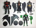 McFarlane DC Multiverse Lot Green Lantern Batman white knight who laughs hellbat