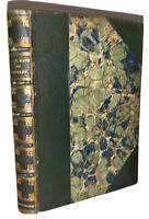 1898, 1st, LAST DAYS OF PERCY BYSSHE SHELLEY, BIAGI, SIGNED ORROCK BINDING